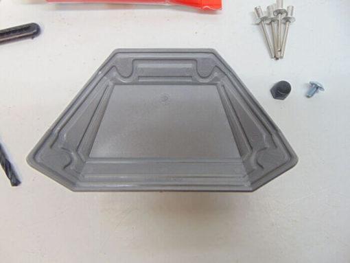 SW Motech Trax EVO Corner Repair Kit 1