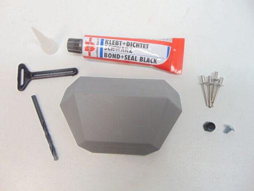SW Motech Trax EVO Corner Repair Kit