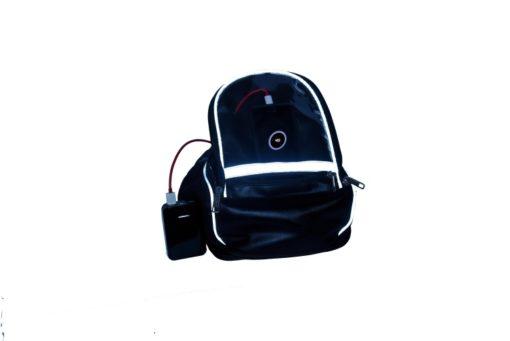 Tryka Gears Premium Leather Tank Bag 3