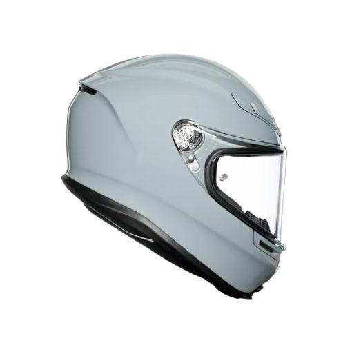 AGV K6 Gloss Nardo Grey Full Face Helmet 3