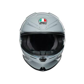 AGV K6 Gloss Nardo Grey Full Face Helmet2