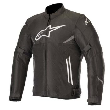 Alpinestars Axel Air Black Riding Jacket