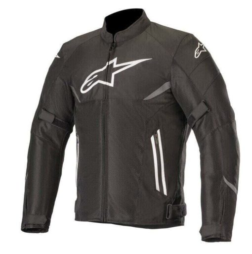 Alpinestars Axel Air Black Riding Jacket
