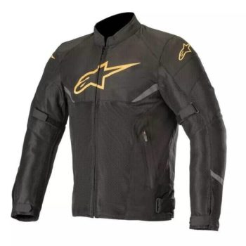 Alpinestars Axel Air Black gold Riding Jacket