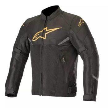 Alpinestars Axel Air Black gold Riding Jacket