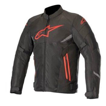 Alpinestars Axel Black Red Riding Jacket