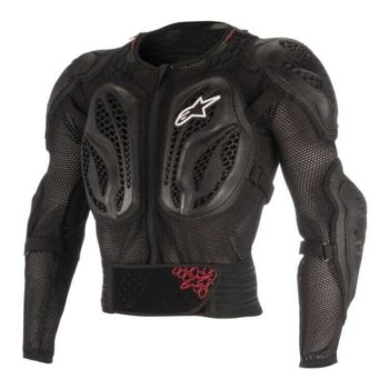 Alpinestars Bionic Action Black Red Jacket
