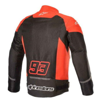 Alpinestars Losail Air Black Red Ridding Jacket 2