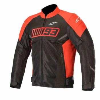 Alpinestars Losail Air Black Red Ridding Jacket