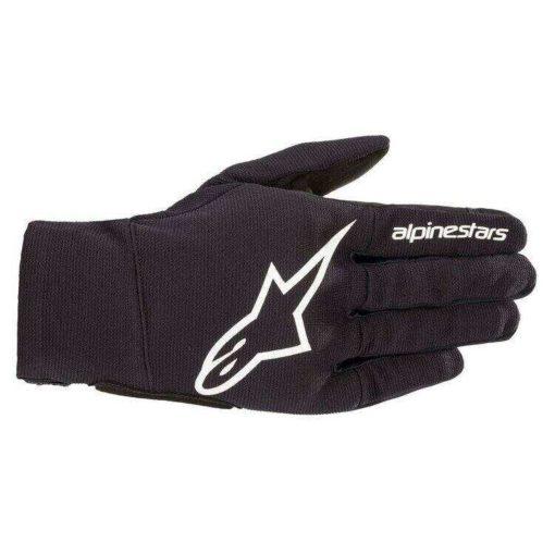 Alpinestars Reef Black Riding Gloves