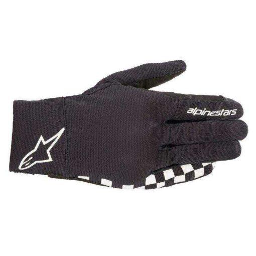 Alpinestars Reef Black White Riding Gloves
