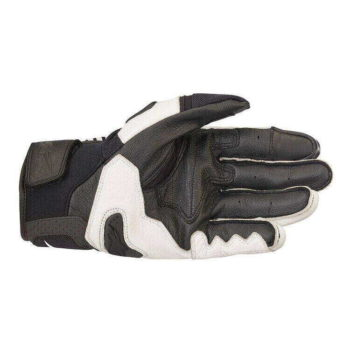 Alpinestars SP X Air Carbon V2 Black White Riding Gloves 2
