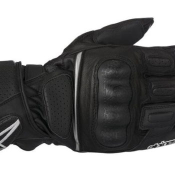 Alpinestars SP Z Drystar® Black Riding Gloves