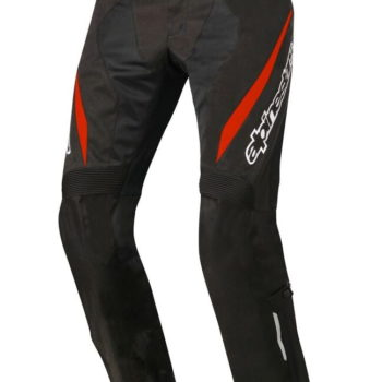 Alpinestars Striker Air Black Red Riding Pants