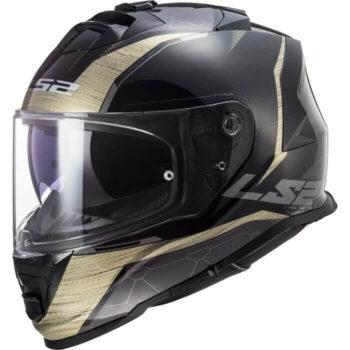 LS2 FF800 Storm Classy Gloss Antique Gold Full Face Helmet