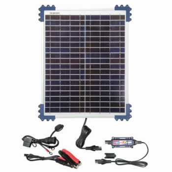 Optimate Solar Battery Charger 25A 20W