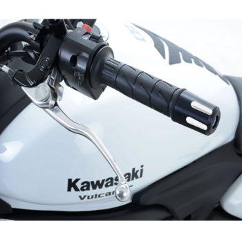 RG Bar End Sliders For Kawasaki Vulcan S and Cafe 1