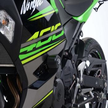 RG Frame Slider For Kawasaki Ninja 250 and 400 1