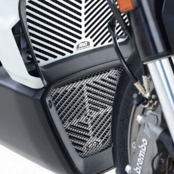 RG Oil Cooler Guard For Ducati X Diavel X Diavel S and Diavel 1260 S 2