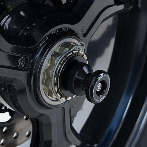 RG Swingarm Sliders For Ducati Monster Panigale Streetfighter 2