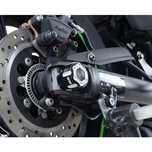RG Swingarm Sliders For Kawasaki Vulcan S Cafe 1