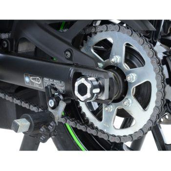 RG Swingarm Sliders For Kawasaki Vulcan S Cafe 2