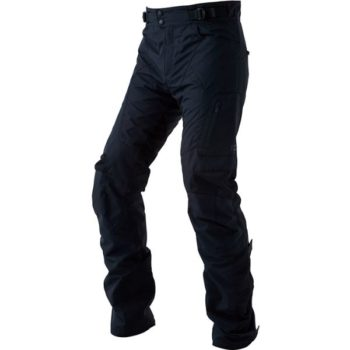 RS Taichi Cross Over Mesh Women Black Pant