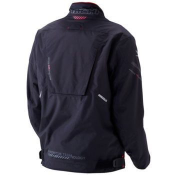 RS Taichi Drymaster Explorer Women Black Grey Riding Jacket 2