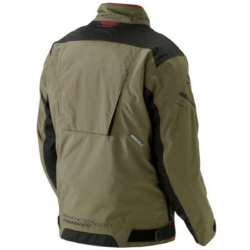 RS Taichi Drymaster Explorer Women Khaki Riding Jacket 2