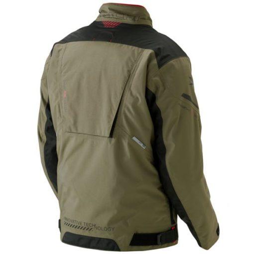 RS Taichi Drymaster Explorer Women Khaki Riding Jacket 2