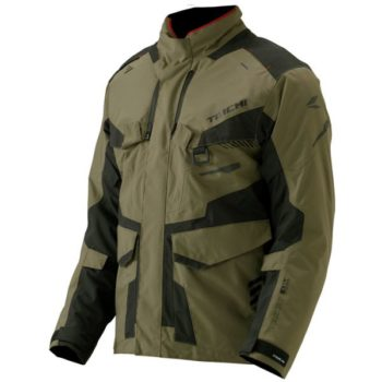 RS Taichi Drymaster Explorer Women Khaki Riding Jacket