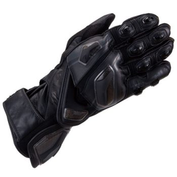 RS Taichi GP Evo R Racing Black Gloves new