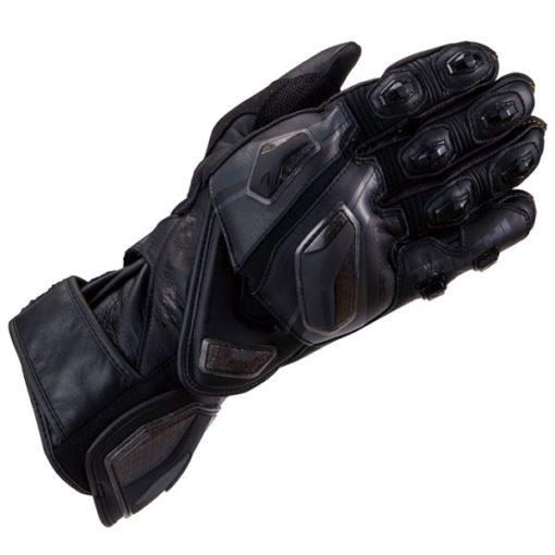 RS Taichi GP Evo R Racing Black Gloves new
