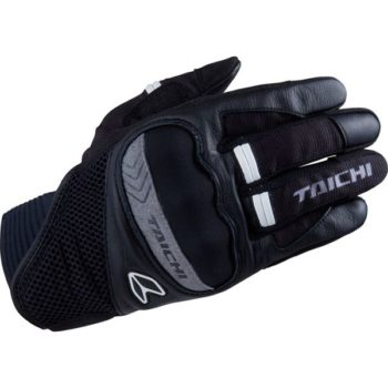 RS Taichi Scout Mesh Black White Gloves