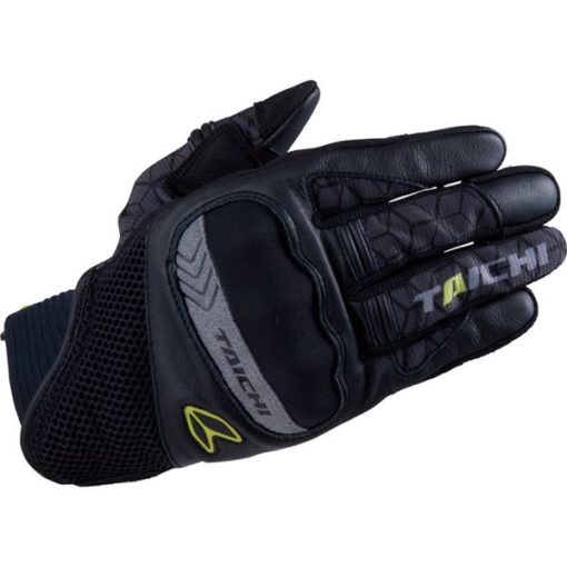 RS Taichi Scout Mesh Grey Cube Gloves