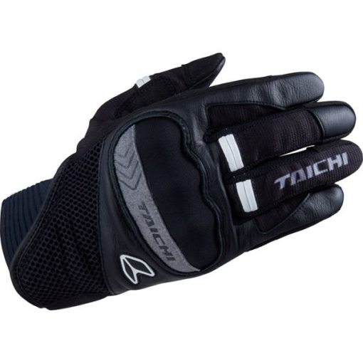 RS Taichi Scout Mesh Women Black White Gloves