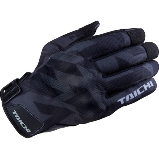 RS Taichi Urban Air Women Slash Black Gloves