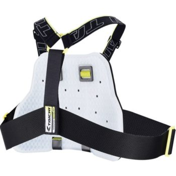 Rs Taichi Teccell Men Black Yellow Chest Protector With Belt 2
