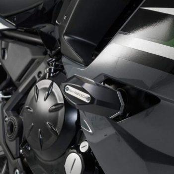 SW Motech Frame Sliders for Kawasaki Ninja 650