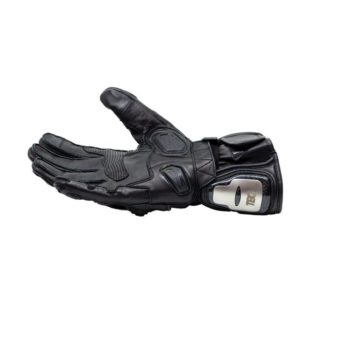 TBG Sport v2 Black Riding Gloves 2