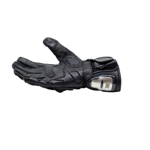 TBG Sport v2 Black Riding Gloves 2