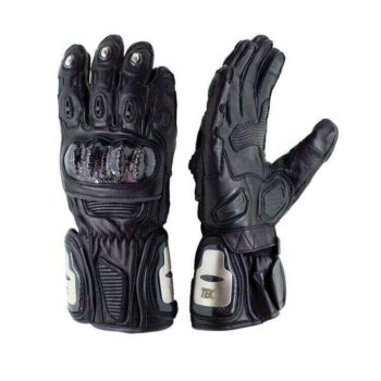 TBG Sport v2 Black Riding Gloves
