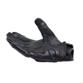 TBG Street Black Riding Gloves 2