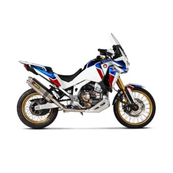 Akrapovic Titanium Full System Exhaust For Africa CRF1100L Africa Twin Adventure Sport