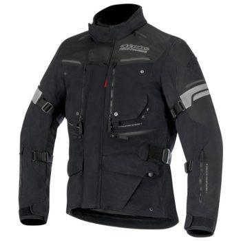 Alpinestars Valparaiso 2 Drystar® Black Grey Jacket new