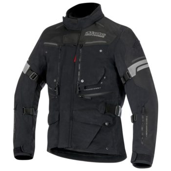 Alpinestars Valparaiso 2 Drystar® Black Grey Jacket new