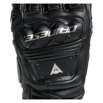 Dainese 4 Stroke 2 Black Riding Gloves 2