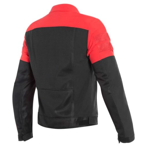 Dainese Air Track Tex Black Red Riding Jacket 2