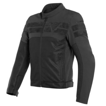 Dainese Air Track Tex Black Riding Jacket