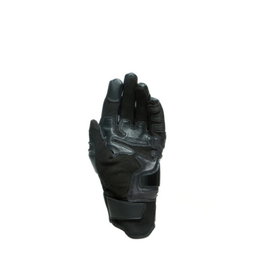 Dainese Carbon 3 Short Black Riding Gloves 3